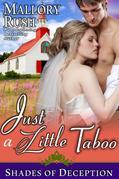 Just a Little Taboo (Shades of Deception, Book 2)