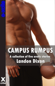 Campus Rumpus: A collection of gay erotic stories