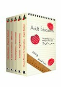 Adult Education: A collection of five erotic stories