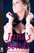 Janes Bonds: A collection of five erotic stories