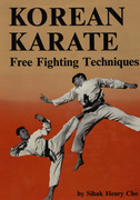 Korean Karate: Free Fighting Techniques