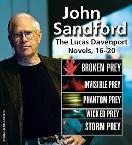 John Sandford: Lucas Davenport 11-15