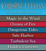 Christine Feehan: Drake Sisters Novels 1-6