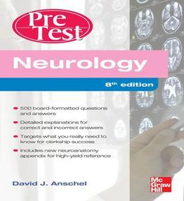 Neurology PreTest Self-Assessment And Review 8/E