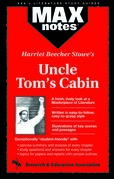 Uncle Tom's Cabin  (MAXNotes Literature Guides)