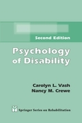 Psychology of Disability: Second Edition