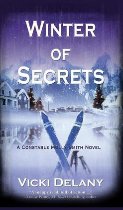 Vicki Delany - Winter of Secrets: A Constable Molly Smith Mystery
