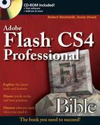 Flash CS4 Professional Bible