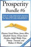 Prosperity Bundle #6: The Secret Door to Success by Florence Scovel Shinn; The Mastery of Destiny by James Allen; Life Power and How to Use It by Eliz