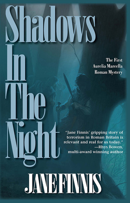 Shadows in the Night: An Aurelia Marcella Mystery