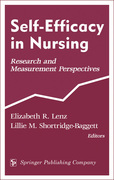 Self-Efficacy In Nursing: Research and Measurement Perspectives