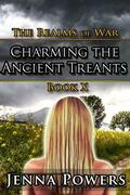 Charming the Ancient Treants (Fantasy Erotica)