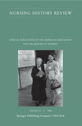 Nursing History Review, Volume 14, 2006: Official Journal of the American Association for the History of Nursing