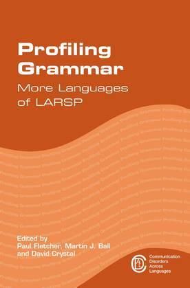 Profiling Grammar