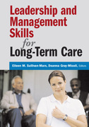 Leadership and Management Skills for Long-Term Care