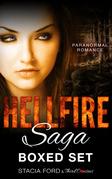 Hellfire Saga: (Paranormal Romance) (Boxed Set)