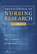 Encyclopedia of Nursing Research, Third Edition: Third Edition