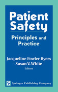 Patient Safety: Principles and Practice