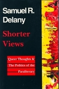 Shorter Views: Queer Thoughts & the Politics of the Paraliterary