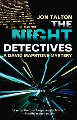 Night Detectives, The: A David Mapstone Mystery