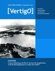 Hors-série 2 | 2005 - L'eau en Amérique du Nord: facteur de coopération, outil de développement ou enjeu de conflit? - VertigO