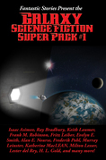 Fantastic Stories Present the Galaxy Science Fiction Super Pack #1: With linked Table of Contents