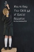 How to Keep Your Child Out of Special Education