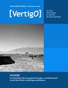 Hors-série 4 | 2007 - Les frontières de la question foncière: enchâssement social des droits et politiques publiques - VertigO