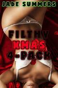 Filthy Xmas 4-Pack: Incest, Mind Control, Gangbang, Hypnosis, Anal Stretching, Double Penetration, Deep Throat, Swallowing, Creampie