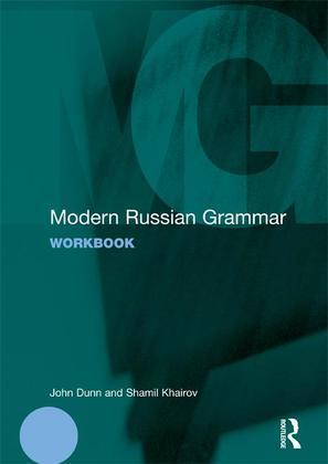 Modern Russian Grammar Workbook