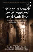 Insider Research on Migration and Mobility: International Perspectives on Researcher Positioning