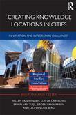 Creating Knowledge Locations in Cities