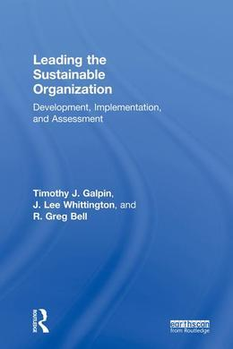 Leading the Sustainable Organization