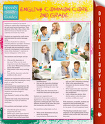 English Common Core 2nd Grade (Speedy Study Guide)