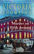 Murder on Fifth Avenue: A Gaslight Mystery