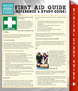 First Aid Guide (Reference & Study Guide) (Speedy Study Guide)