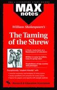 the Taming of the Shrew (Maxnotes Literature Guides)