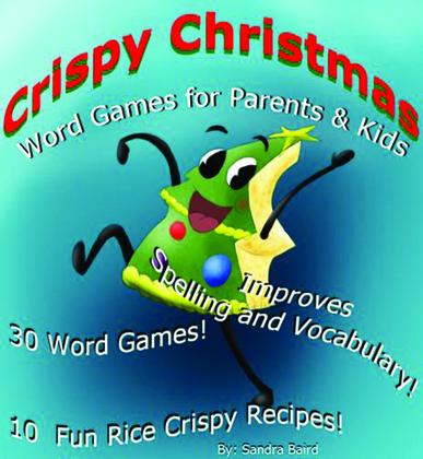 Crispy Christmas: Word Games for Parents & Kids