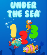 Under The Sea Counting Fun: Learn to Count Numbers for Kids