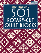 501 Rotary-Cut Quilt Blocks