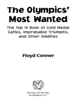The Olympic's Most Wanted™