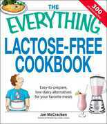 The Everything Lactose Free Cookbook