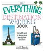 The Everything Destination Wedding Book