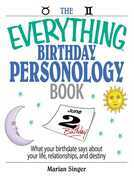 The Everything Birthday Personology Book