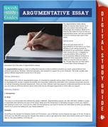 Argumentative Essay (Speedy Study Guides)