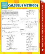 Calculus Methods (Speedy Study Guides)