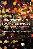 Innovation in Social Services: The Public-Private Mix in Service Provision, Fiscal Policy and Employment