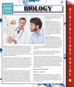 Biology: Speedy Study Guides