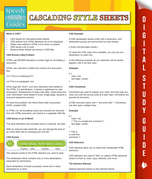 Cascading Style Sheets (Speedy Study Guides)