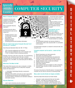 Computer Security (Speedy Study Guides)